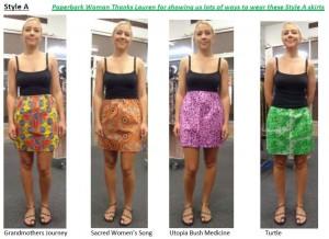Skirt Style A