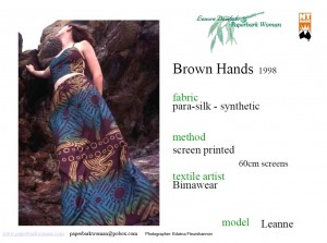 19 Brown Hands details